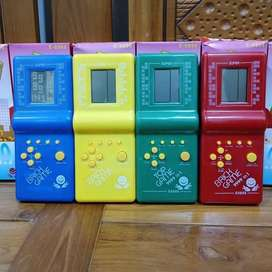 Mainan Anak Game Tetris / Brick Game Tetris 9999/ Mainan Jadul Old