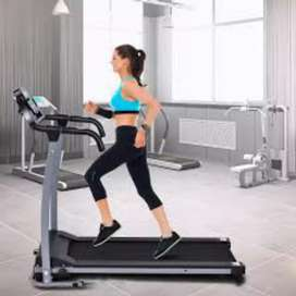 Treadmill elektrik murah listrik alat fitnes BG86