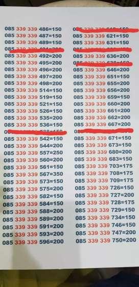Nomor Cantik Sakti Combo 15gb 339 339 xxx Rapi Hoki 4gLTE