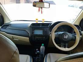 Brand New Honda amaze ivtech cng + petrol on rc with full insurance