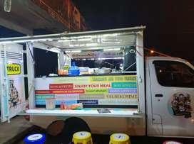 Dijual granmax moko/foodtruck