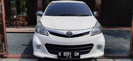 Toyota Avanza 2014 Bensin