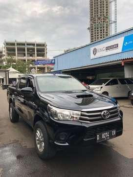 Toyota Hilux double cabin 4x4 2015 bukan strada triton single diesel