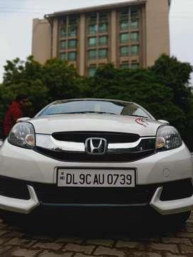 Honda Mobilio S i-DTEC, 2015, Diesel