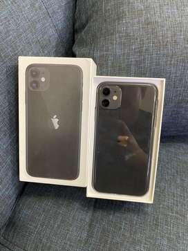 iphone 11 64gb fullset ex inter