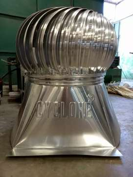 Turbine Cyclone Ventilator