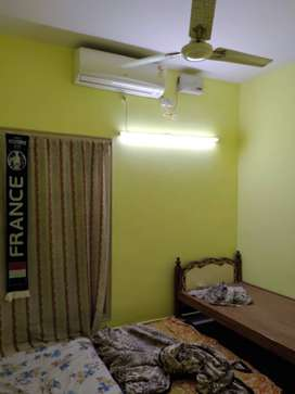 Fully furnished independent first floor without sit out