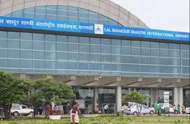 supervisor vacancy in Varanasi airport