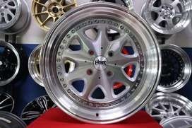Velg Racing Mobil Honda Jazz New RS R18 HSR BAVARIA