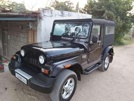 Mahindra Thar CRDe ABS, 2019, Diesel