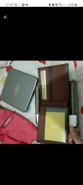 Dompet Fossil | Original brand by Fossil