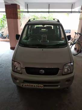 Single owner accident free WagonR