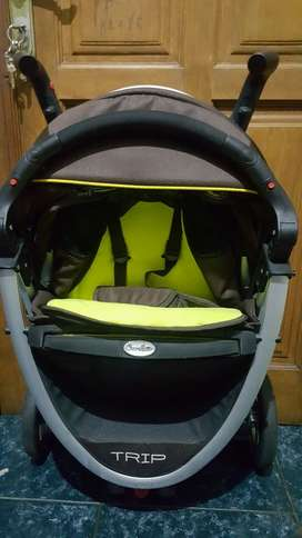 stroller cocolate