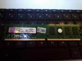 Ram 4gb pc 12800 & PC 6400