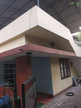 6 Cents land with 900 sq ft House with bike access