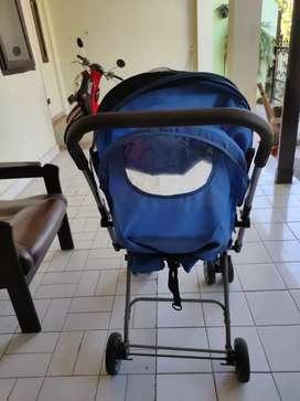 Dijual stroller bekas