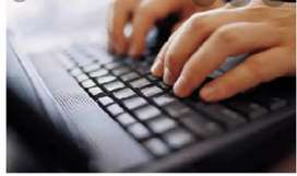 We are hiring data entry operator