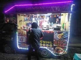Food van For sale Or rent