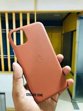 Leather Case IPhone x xr xs max 11 pro max 12 pro  saddle brown max