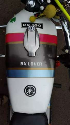 Yamaha Rx100 for  sale full condition