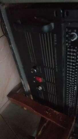 Jual santai power amplifier