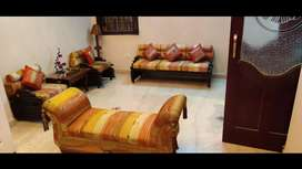 7 seater sofa set in brand new condition