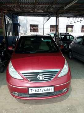 Tata Indica Vista D90 ZX+ BS IV, 2013, Diesel
