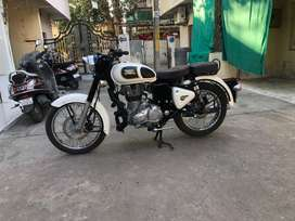 Bullet classic 350cc 2018/may