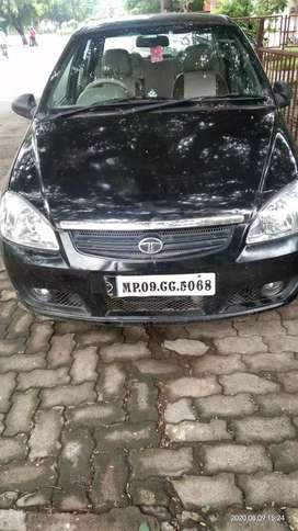 Tata Indigo Ecs 2008 Petrol Good Condition. Car mai LPG kit fit hai..