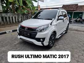 Toyota rush ultimo matic 2017
