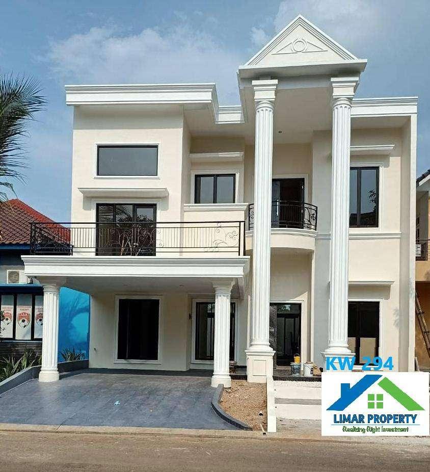 Rumah Bangunan Baru, Cantik dan Mewah di Kota Wisata Cibubur 0