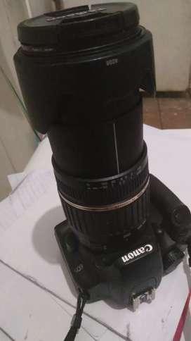 Jual kamera 1000D COD pontianak