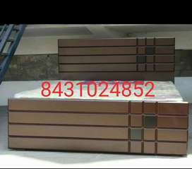 It's a Brand new bed in affordable price (COD)