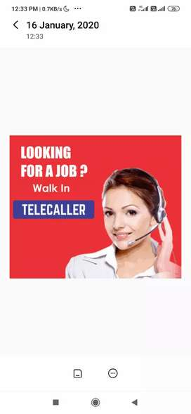 Calling and take interview appointment of candidates