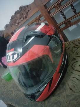 Helm KYT K2R_ bening