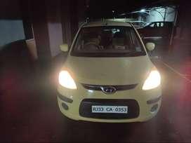 Hyundai i10 2007 Petrol 17000 Km Driven