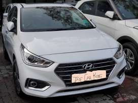 Hyundai Verna CRDi 1.6 SX Option, 2020, Diesel