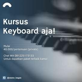 Kursus Keyboard Privat