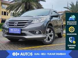 [OLX Autos] Honda CRV 2.4 RM3 A/T 2013 Abu-abu