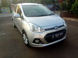Hyundai Grand i10 gls manual 2014 silver