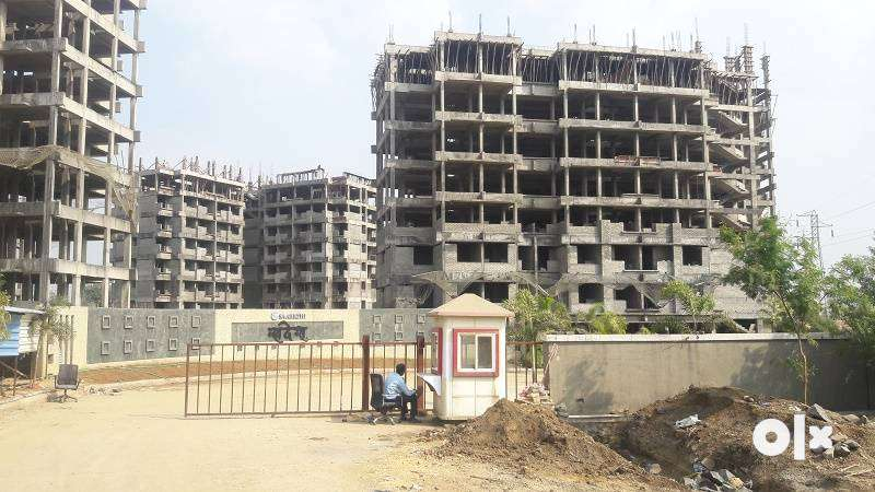 2bhk at the price of 1 bhk - talegaon town ship - may offer