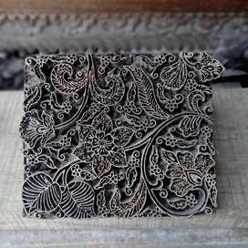 cap batik jadul 17cm x 20cm