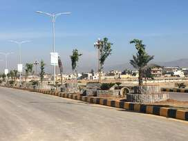 Plot For Sale, T&T F17 Islamabad size 40*80 60 ft Road
