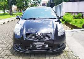Yaris tipe s limited automatic