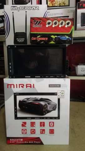 Paket:Dbldin tv led, antenaTV booster,Camera mundur led+psang