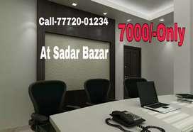 Car,. Office at sadar bazar 7000/-Only