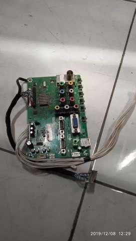 Mainboard TV Polytron PLD24D900