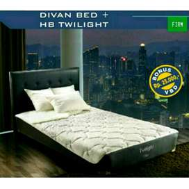 Promo ELITE Bed Twilight Uk 120x200