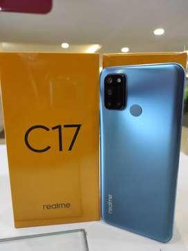 New produk Realme C17 ram 6gb internal 128gb Erafone Kediri Mall