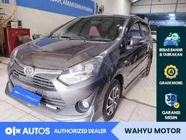 [OLXAutos] Toyota Agya 2017 1.2 G M/T Abu-Abu #Wahyu Motor